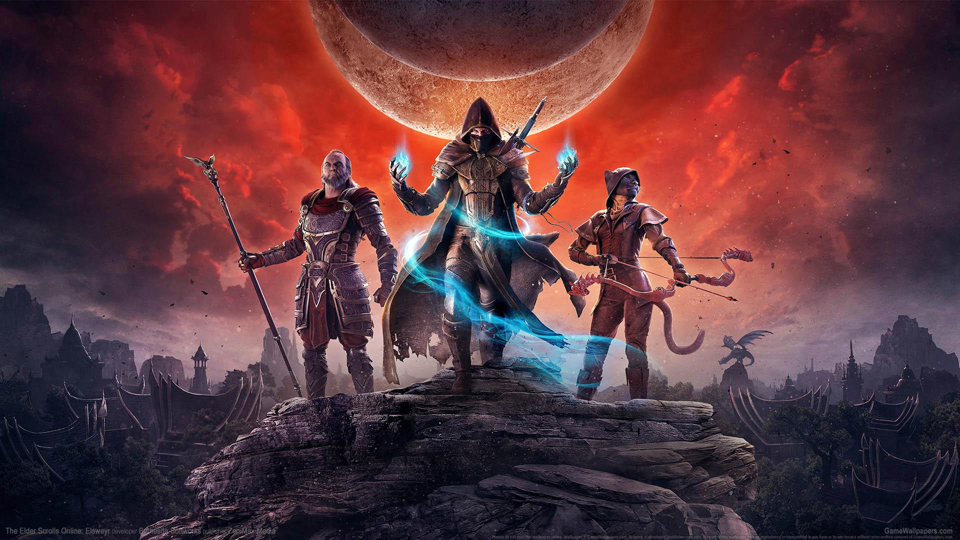 The Elder Scrolls Online Elsweyr Fondo De Escritorio 02