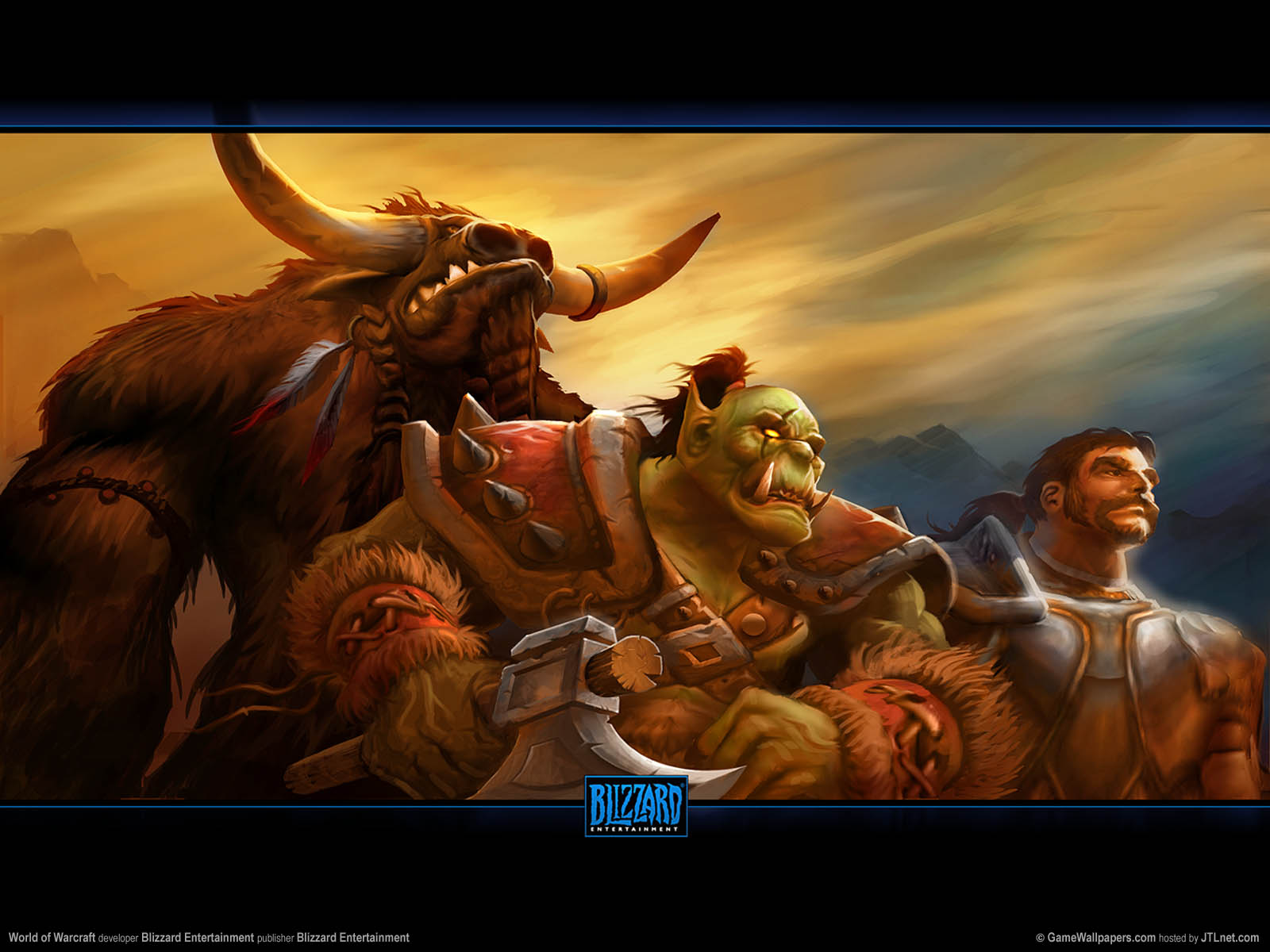 World Of Warcraft Fondo De Escritorio 01 1600x1200