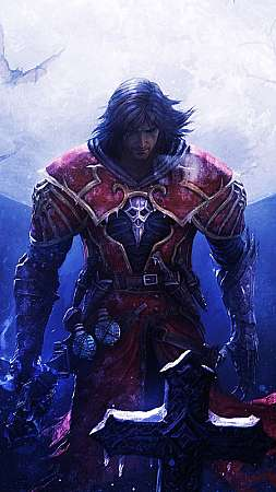 Castlevania: Lords of Shadow Reverie Móvil Vertical fondo de escritorio