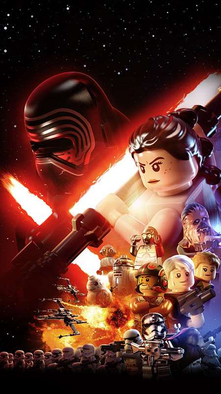 Lego star wars the force awakens desktop fondos de escritorio - Fondos de escritorio de star wars ...