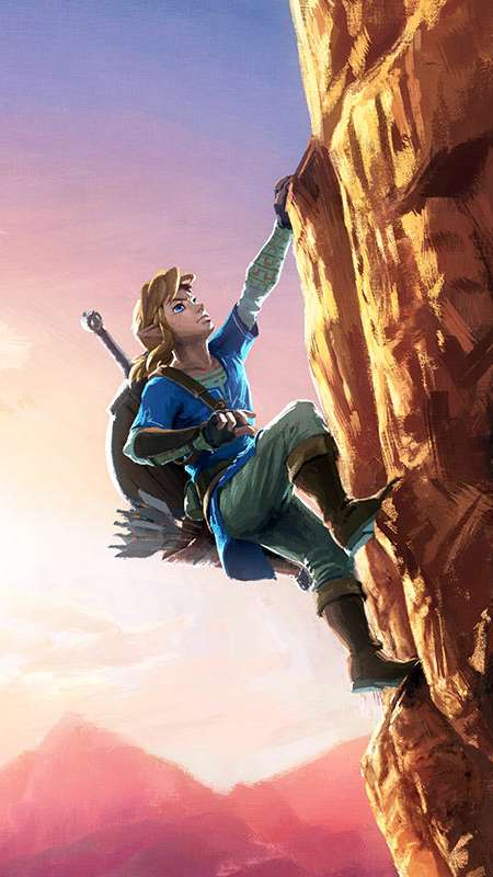 The Legend Of Zelda Breath Of The Wild Desktop Fondos De