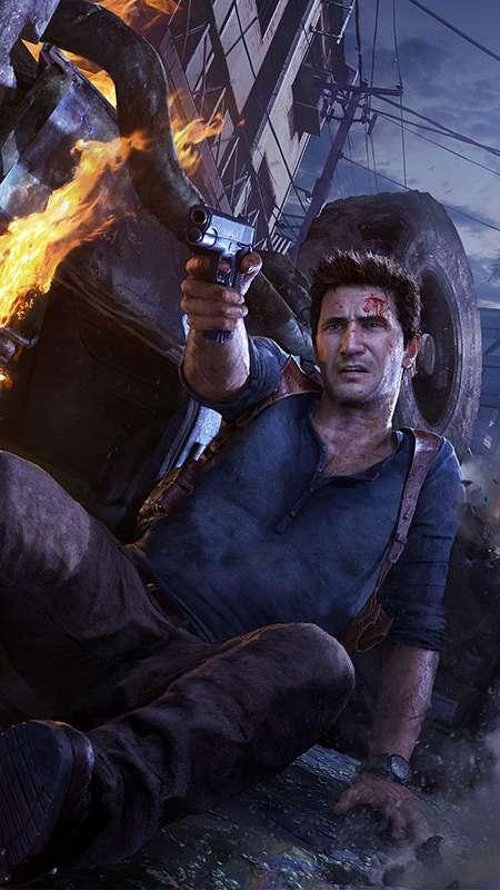 Uncharted 4 A Thiefs End Desktop Fondos De Escritorio