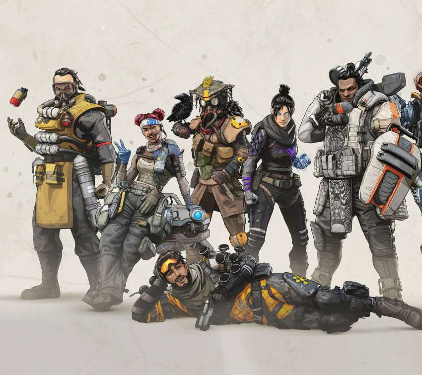 Apex Legends Móvil Horizontal fondo de escritorio