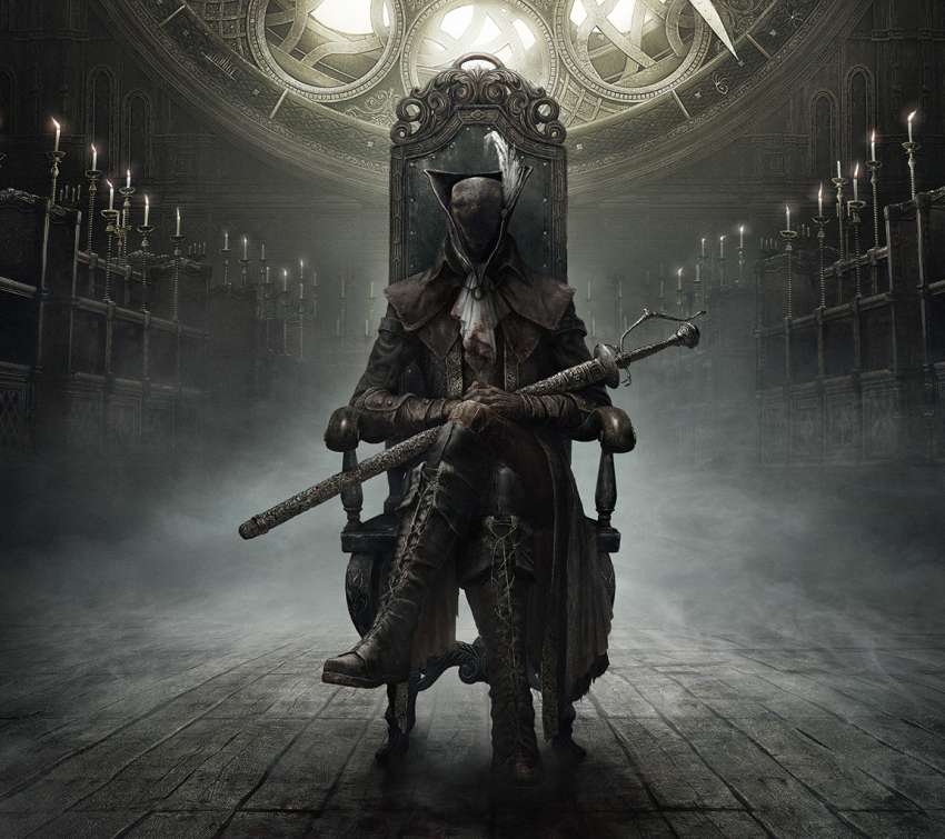 Bloodborne: The Old Hunters fondo de escritorio