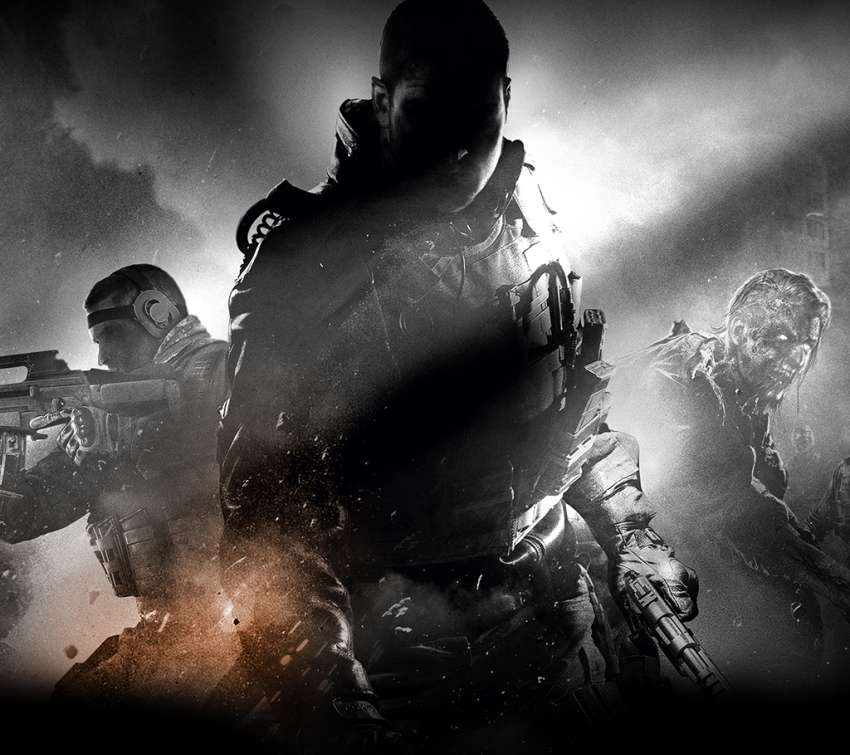 Call of Duty: Black Ops 2 - Revolution fondo de escritorio