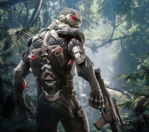 Crysis: Remastered Móvil Horizontal fondo de escritorio