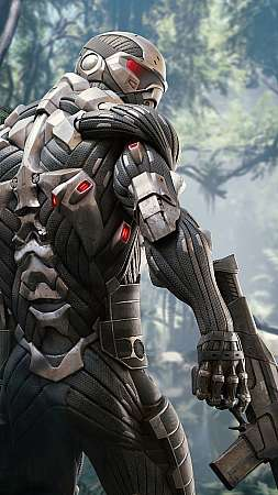 Crysis: Remastered Móvil Vertical fondo de escritorio
