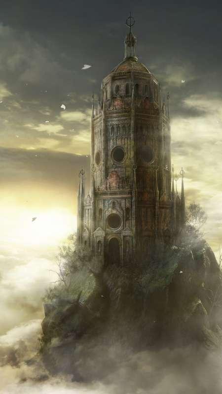 Dark Souls 3 The Ringed City Desktop Fondos De Escritorio