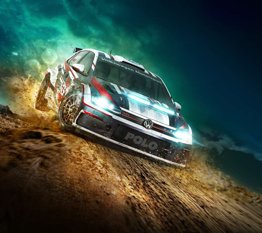 Dirt Rally 2.0 Móvil Horizontal fondo de escritorio