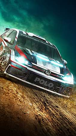 Dirt Rally 2.0 Móvil Vertical fondo de escritorio