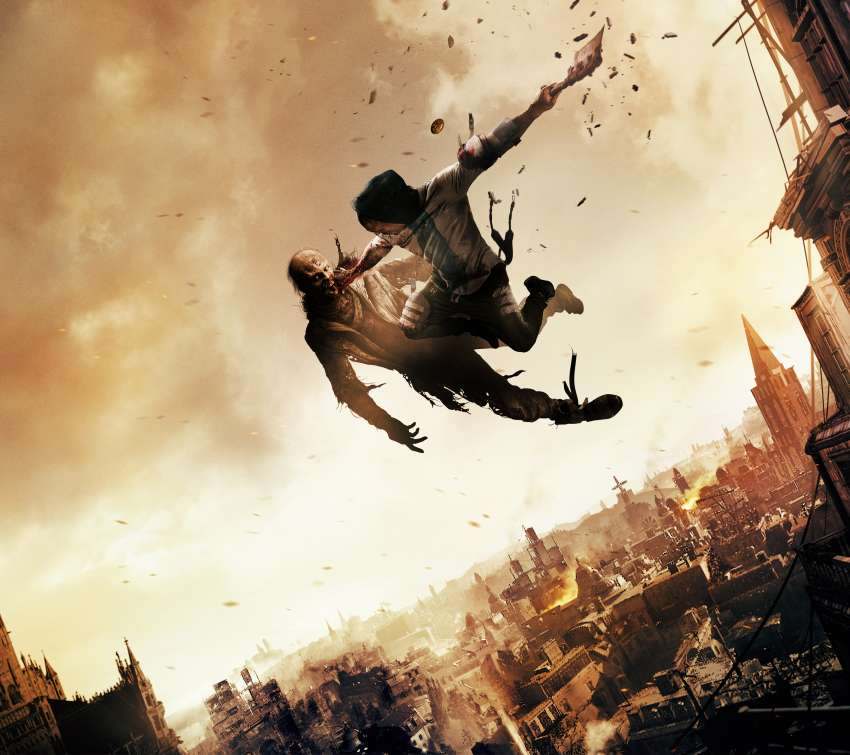 Dying Light 2 Móvil Horizontal fondo de escritorio