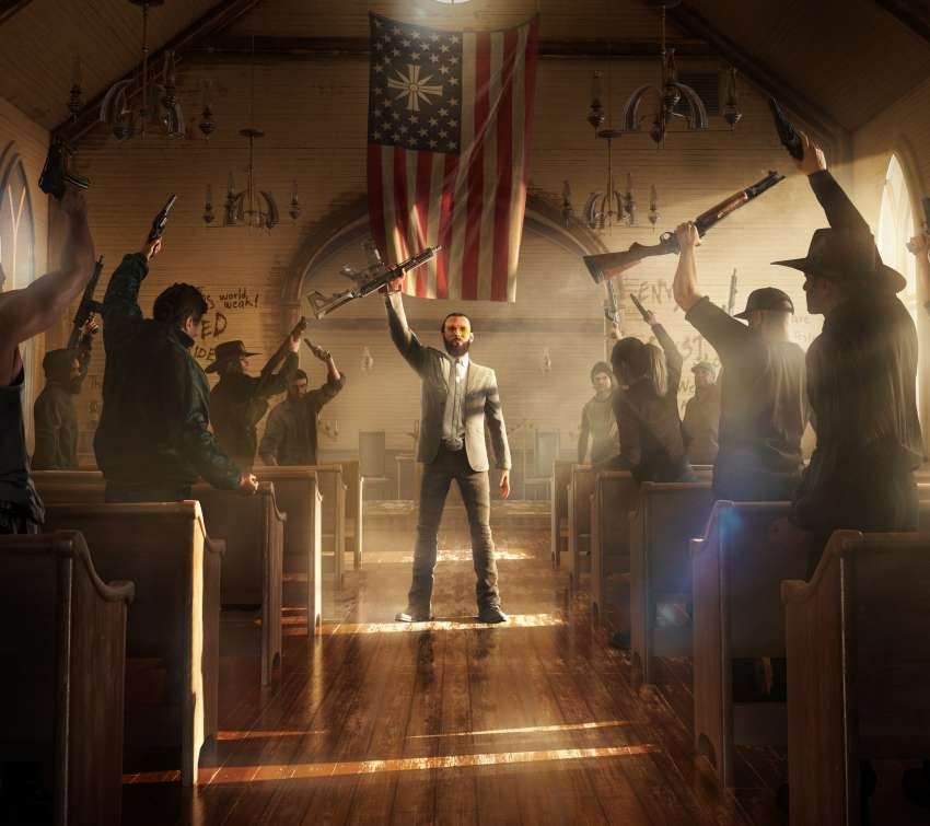 Far Cry 5 fondo de escritorio