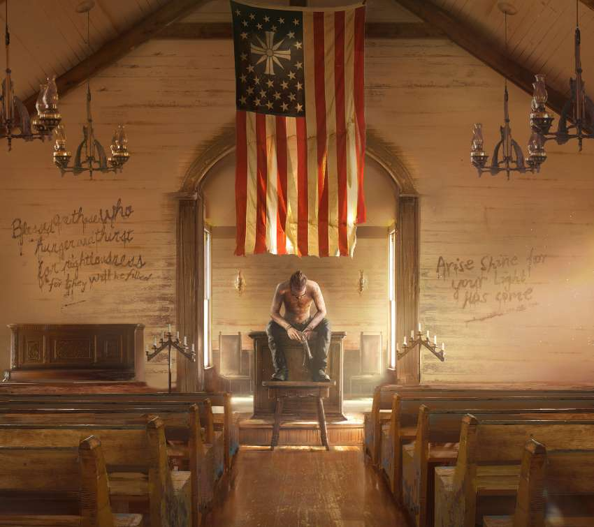 Far Cry 5 Móvil Horizontal fondo de escritorio