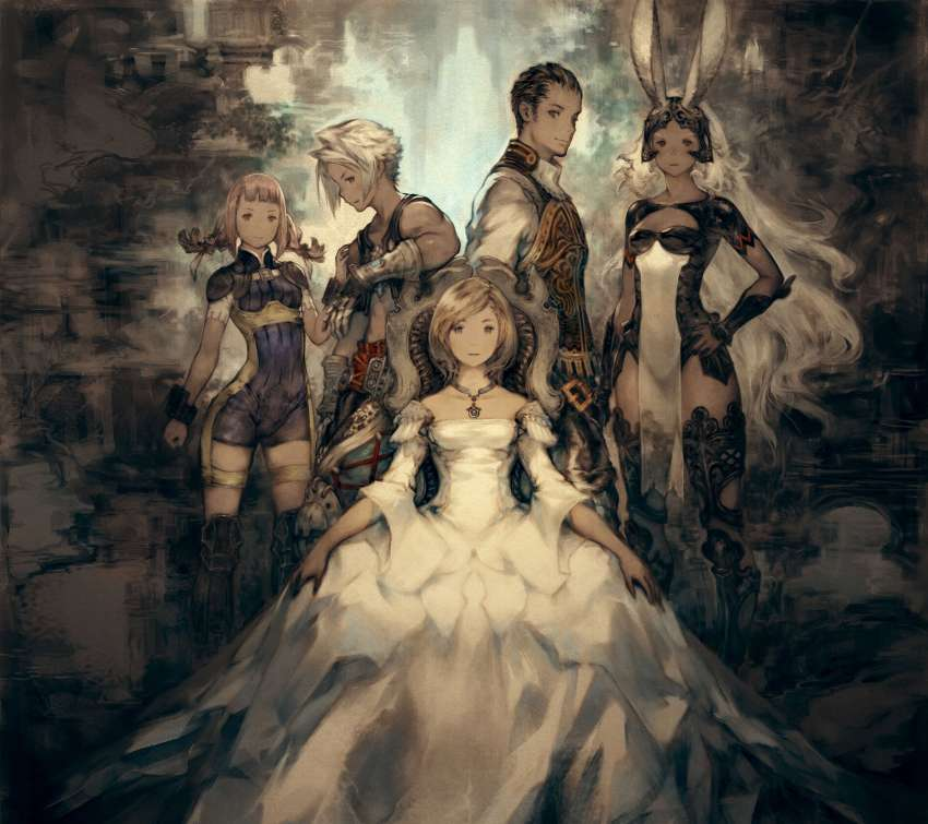 Final Fantasy XII The Zodiac Age Móvil Horizontal fondo de escritorio