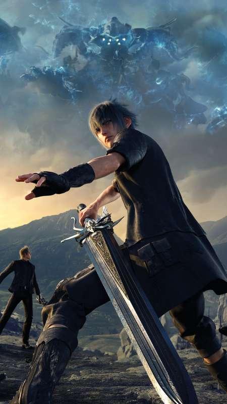 Final Fantasy Xv Desktop Fondos De Escritorio