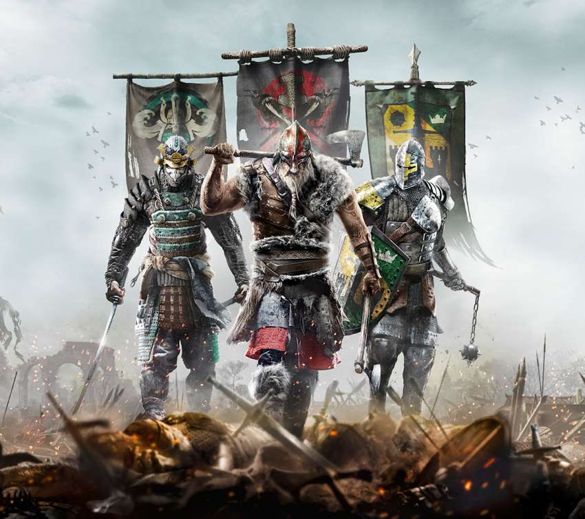 For Honor fondo de escritorio