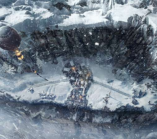 Frostpunk: On the Edge Móvil Horizontal fondo de escritorio