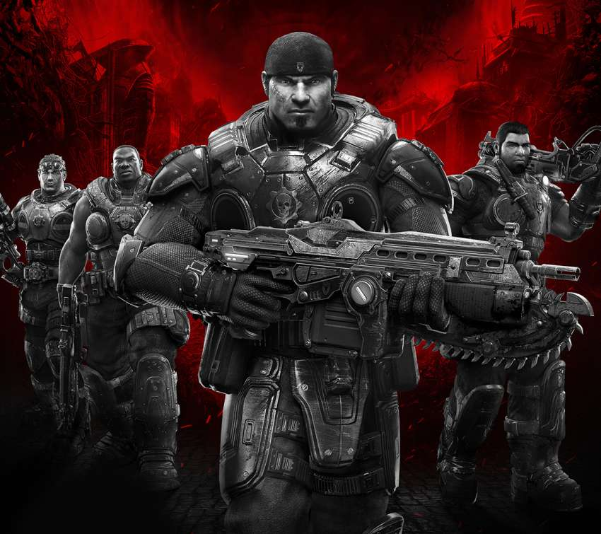 Gears of War: Ultimate Edition fondo de escritorio