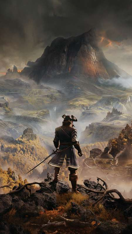 Greedfall Móvil Vertical fondo de escritorio