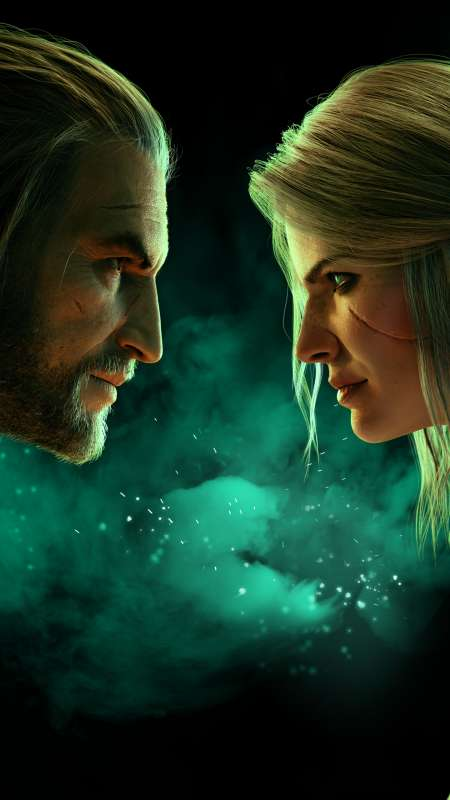 GWENT: The Witcher Card Game Móvil Vertical fondo de escritorio