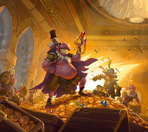 Hearthstone: The Dalaran Heist Móvil Horizontal fondo de escritorio