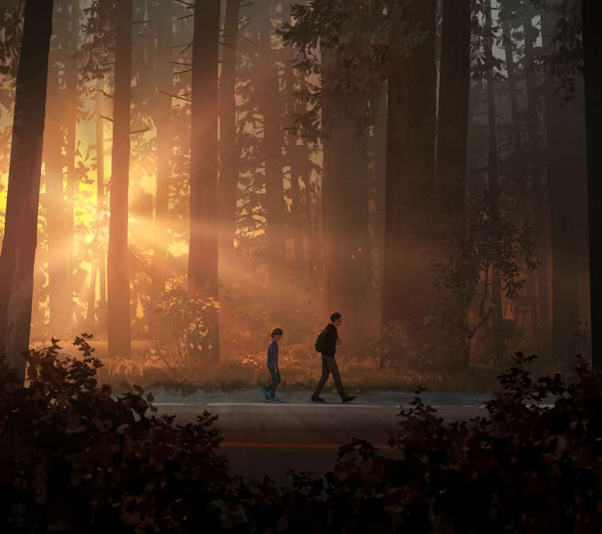 Life is Strange 2 Móvil Horizontal fondo de escritorio