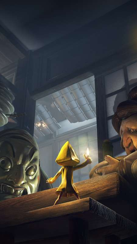 Little Nightmares Complete Edition Móvil Vertical fondo de escritorio