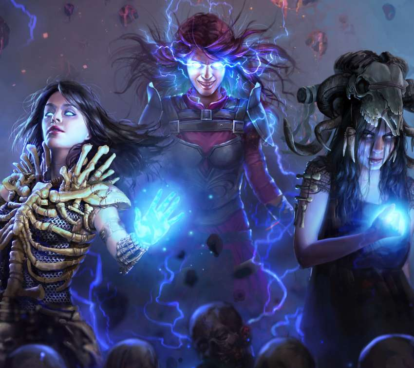 Path of Exile: Ascendancy Móvil Horizontal fondo de escritorio