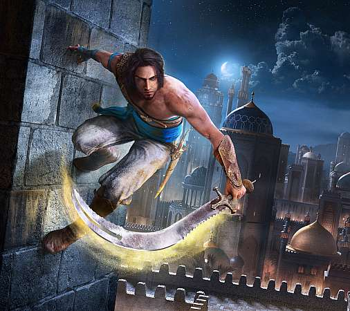 Prince of Persia: The Sands of Time Remake Móvil Horizontal fondo de escritorio