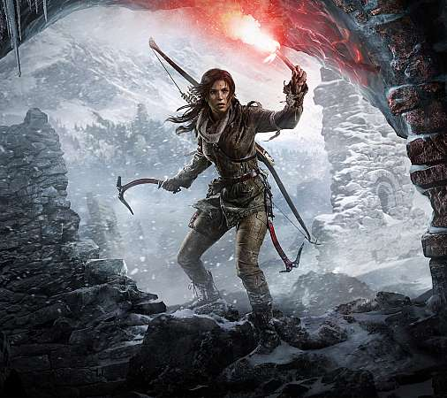 Rise of the Tomb Raider Móvil Horizontal fondo de escritorio
