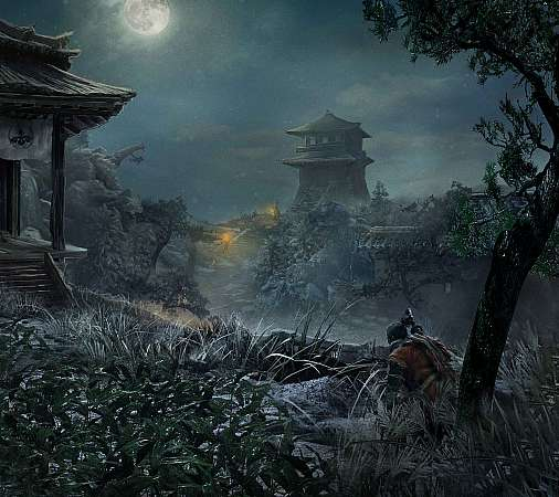 Sekiro: Shadows Die Twice Móvil Horizontal fondo de escritorio