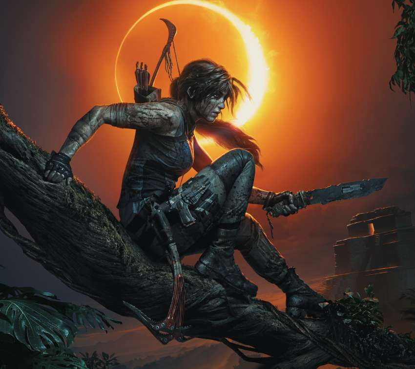 Shadow of the Tomb Raider Móvil Horizontal fondo de escritorio