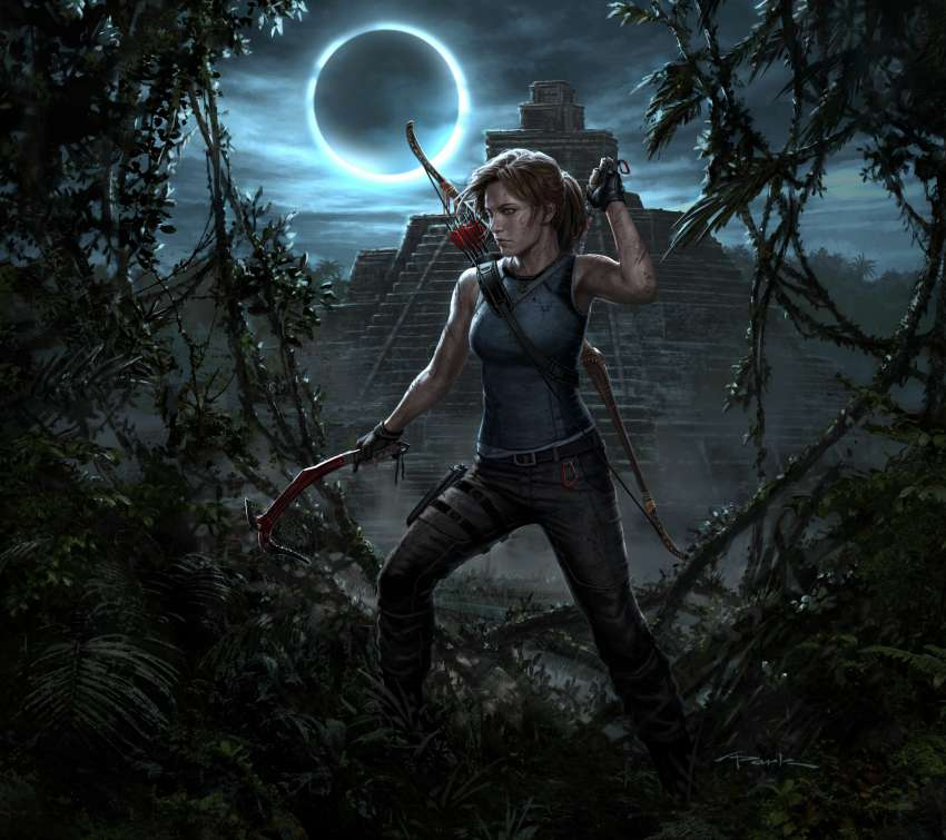 Shadow of the Tomb Raider fondo de escritorio