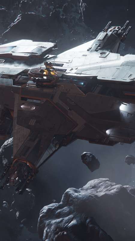 Star Citizen Móvil Vertical fondo de escritorio