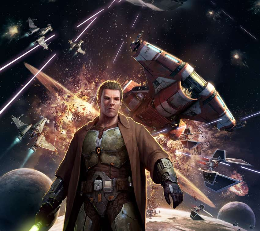 Star Wars The Old Republic Desktop Fondos De Escritorio