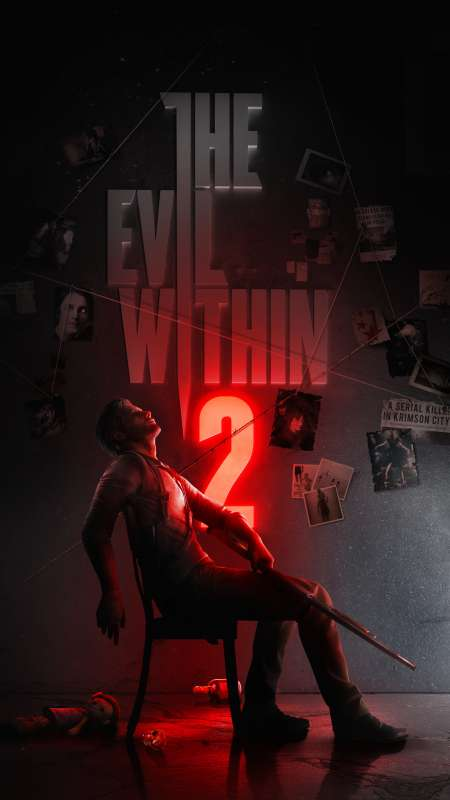The Evil Within 2 Móvil Vertical fondo de escritorio