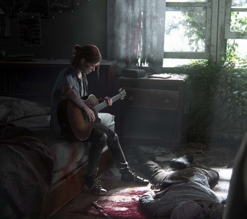 The Last of Us: Part 2 fondo de escritorio