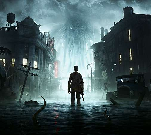 The Sinking City Móvil Horizontal fondo de escritorio