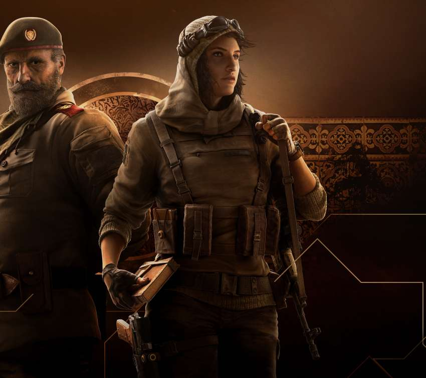 Tom Clancy's Rainbow Six: Siege - Operation Wind Bastion fondo de escritorio