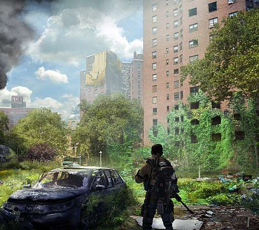 Tom Clancy's The Division 2 - Warlords of New York Móvil Horizontal fondo de escritorio