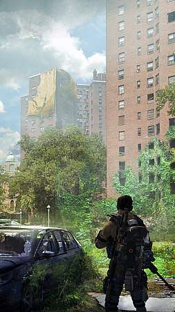 Tom Clancy's The Division 2 - Warlords of New York Móvil Vertical fondo de escritorio