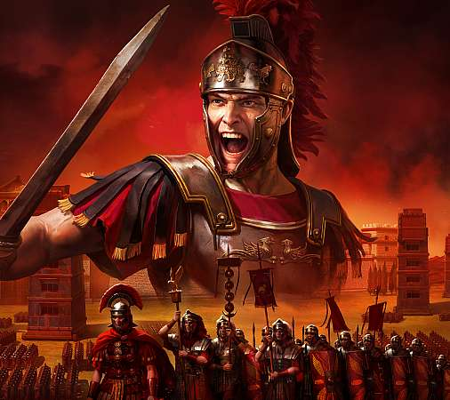 Total War: Rome Remastered Móvil Horizontal fondo de escritorio