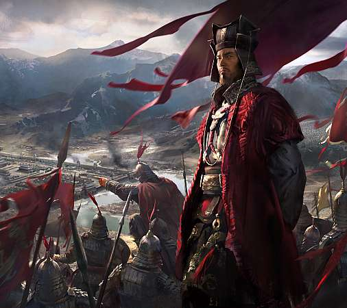 Total War: Three Kingdoms Móvil Horizontal fondo de escritorio