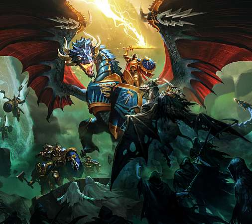Warhammer Age of Sigmar: Storm Ground Móvil Horizontal fondo de escritorio
