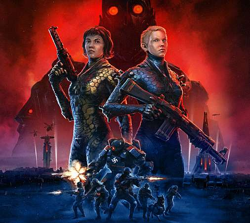 Wolfenstein: Youngblood Móvil Horizontal fondo de escritorio