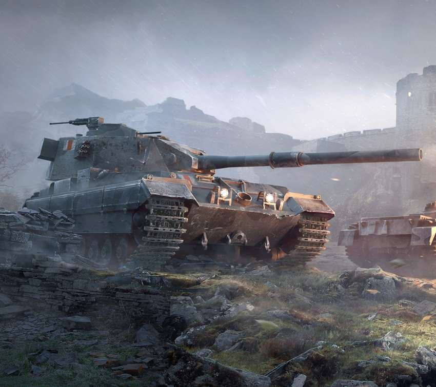 World of Tanks fondo de escritorio