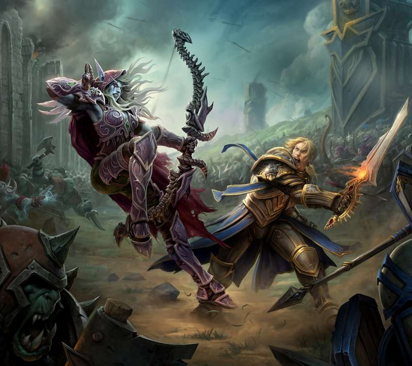 World of Warcraft: Battle for Azeroth fondo de escritorio