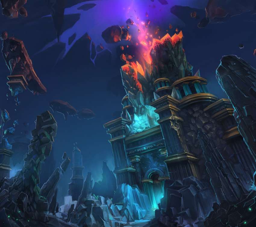 World of Warcraft: Cataclysm fondo de escritorio
