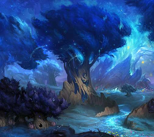 World of Warcraft: Shadowlands Móvil Horizontal fondo de escritorio