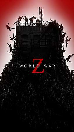 World War Z Móvil Vertical fondo de escritorio